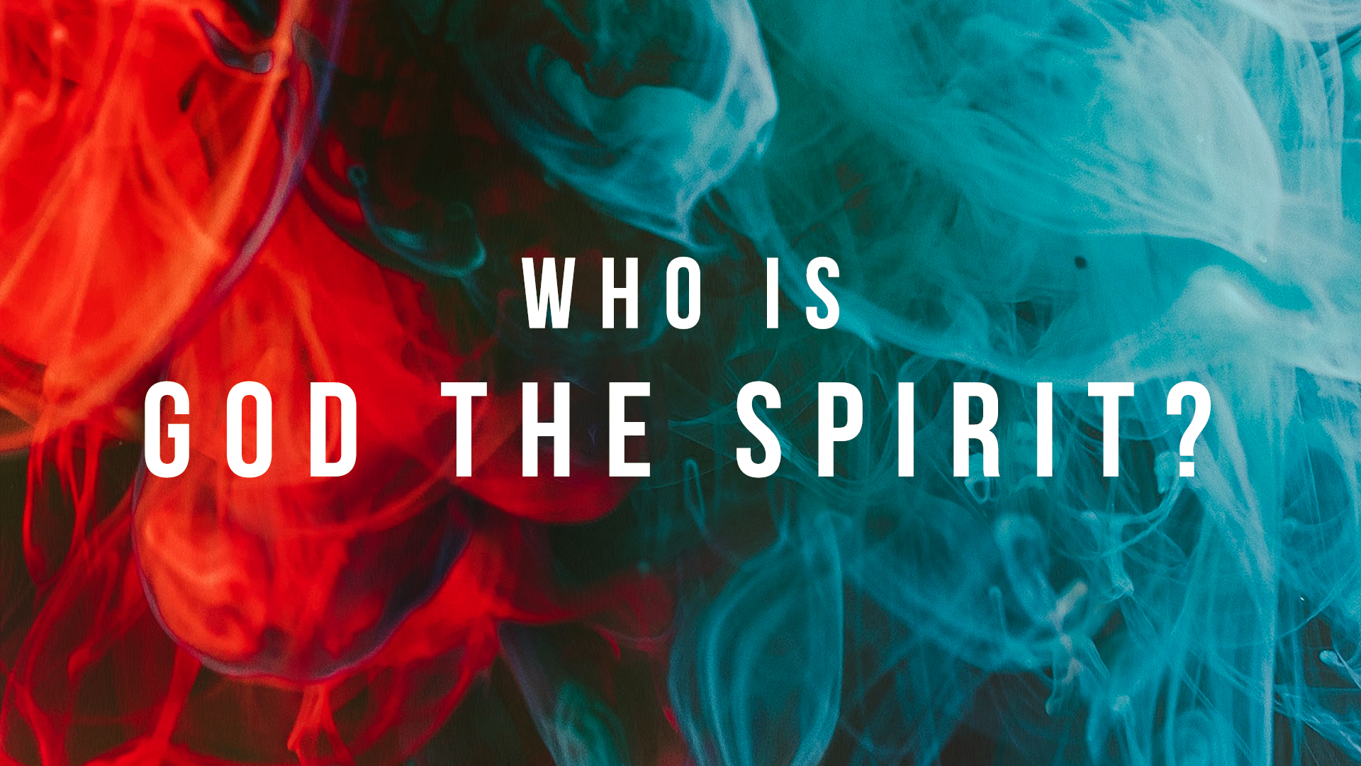 who_is_god_the_spirit